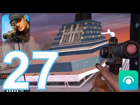Sniper 3D Assassin: Shoot to Kill - Gameplay Walkthrough Part 27 - Region 9 Completed (iOS, Android)