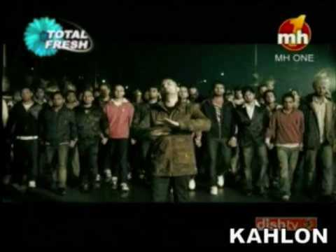 Honey Singh Panga Rap video