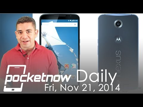 Google Nexus 6 issues, iPhone 6 Plus demand, HTC GPe Status & more - Pocketnow Daily