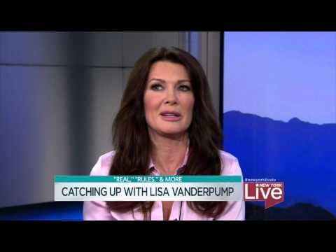 Catching Up with Lisa Vanderpump