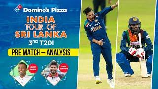 3rd T20I: Pre-Match Analysis