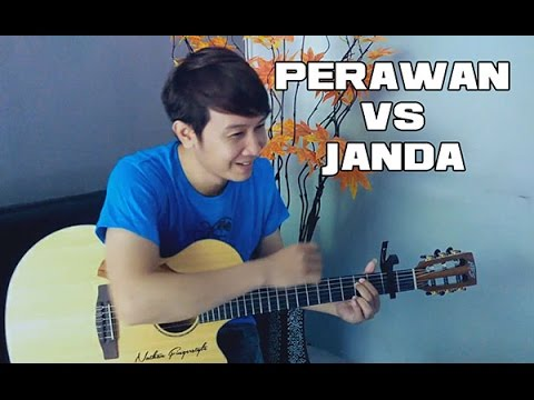 Download Lagu (Cita Citata) Perawan Atau Janda - Nathan Fingerstyle | Guitar Cover MP3 Free