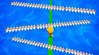 CAN YOU SURVIVE WORLD'S HARDEST IMPOSSIBLE TIGHTROPE? (Party Panic)