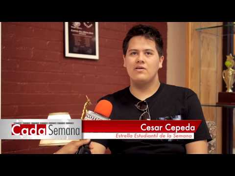 Estrella Estudiantil- (Cesar Cepeda) 02.28.15