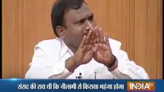 A Raja Interview to India TV reg 2G Spectrum Allocation -Aap Ki Adalat