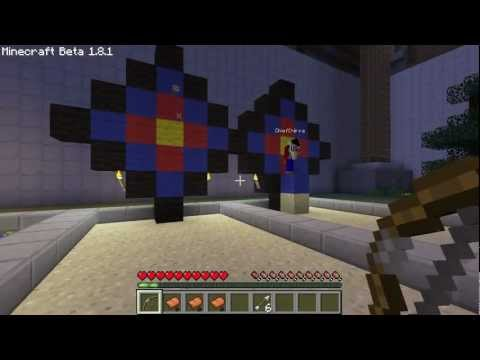 Minecraft Dad [E68] Yog-Olympics Part 2: Pigs, Boats, and Arrows