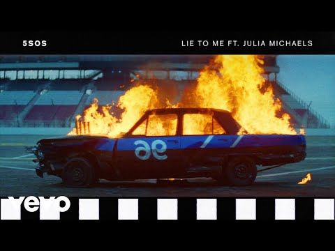 Download Lagu  5 Seconds Of Summer - Lie To Me Audio ft. Julia Michaels Mp3 Free