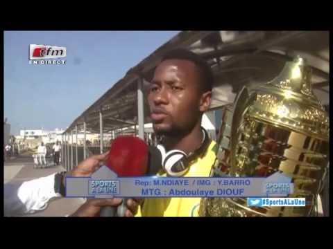 REPLAY - Sports A la Une - Pr : MAME FATOU NDOYE - 05 Décembre 2016
