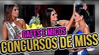 GAFES E MICOS EM CONCURSO DE MISS | Diva Depressão