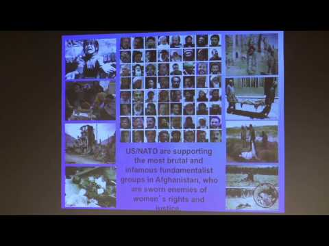 P-SPAN #332: Berkeley City College: A Talk by Malalai Joya
