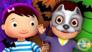 Halloween Dress Up Song! | Nursery Rhymes For Kids | Little Baby Bum | The After School Club