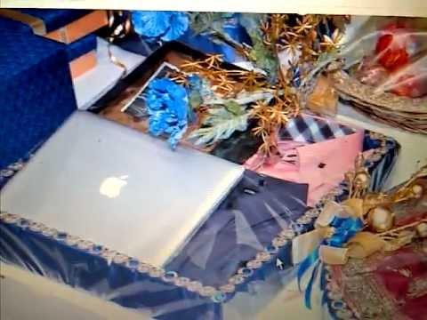 Ranjanaarts Trousseau Packing Wedding Packing Roka Packing