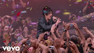 Indochine - Traffic Girl (Black City Concerts au Stade de France 2014)