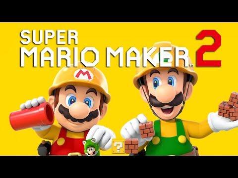 Super Mario Maker 2 - Official Announcment Trailer
