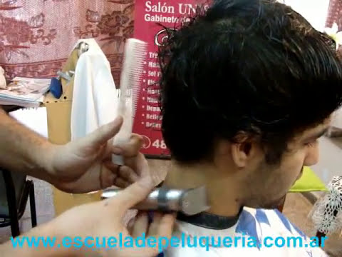 Corte Basico Masculino - Basic Haircut Man
