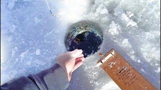 Epic Ice Fishing PRANK!