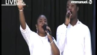 SCOAN 07/08/16: Praise and Worship with Emmanuel TV Singers