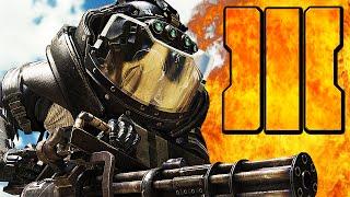 Black Ops 3 - Juggernaut Specialist Theory - Rise Multiplayer Gameplay (BO3 Awakening DLC) | Chaos