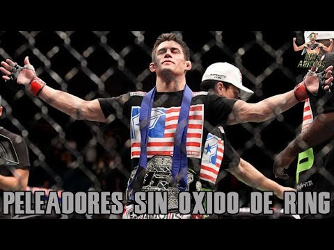 PELEADORES SIN OXIDO DE RING | MMA ADICTOS