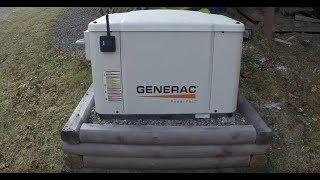 Generac Power Systems Commercial Generator