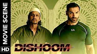 Varun has his contacts in Dubai   Dishoom   Movie Scene