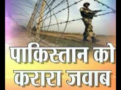 Pakistan violates ceasefire, India retaliates strongly in Poonch