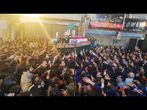 Pekan Baras Rahay Hain | 28 Safar Baramdgi Taboot Imam Hassan as