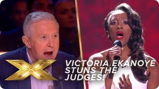 Victoria Ekanoye STUNS the Judges with powerful INXS cover!
