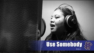 Use Somebody (Kings of Leon) cover by Eman and Nancy @Lino_Project