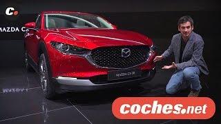Mazda CX-30 SUV | Salón de Ginebra 2019 en español | coches.net