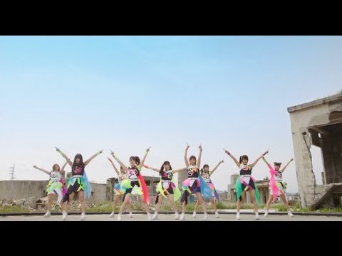 Cheeky Parade / 「無限大少女∀」(OUTSIDE Ver.)