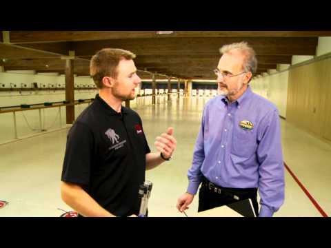 USA Shooting Team - Matt Emmons - NSSF Shooting Sportscast