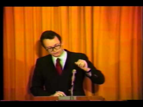 Law Society Of Upper Canada - March 1980 Special Lectures - John Fuke video