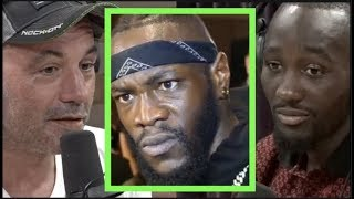 Joe Rogan | Deontay Wilder is an Anomaly w/Terence Crawford