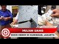 Heboh! Hujan Uang Terjadi di Kuningan Jakarta