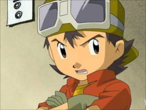 Digimon Frontier - Salamander - Takuya Kanbara