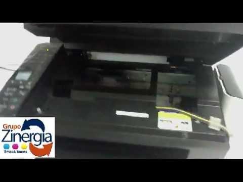 Impresora Epson Tx420W con sistema de tinta continua