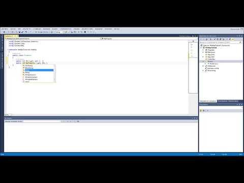 Como crear un web api en Asp.Net