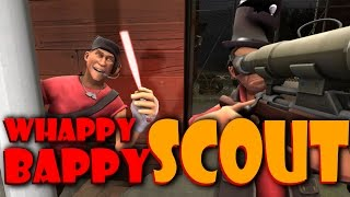 TF2: Whappy Bappy Batsaber While Givin' Gifts!