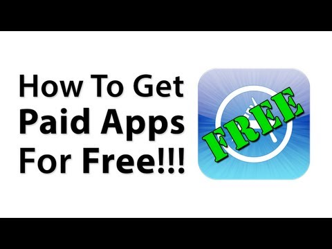 How To Get Paid Apps For FREE!! No Jailbreak / 100% Legal! [iPhone, iPad, iPod touch]