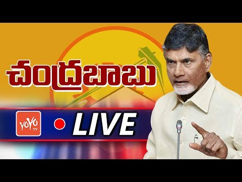 Chandrababu LIVE | AP CM Interaction with Anganwadi Workers, Vijayawada | YOYO TV