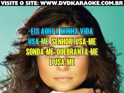 Aline Barros   Sonda Me, Usa Me