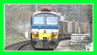 HD: Trains for children / BIG TRAINS in Action / Steam locomotive / Choo choo Trains JeannetChannel