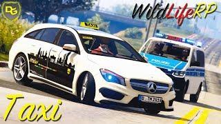 TAXI VOLLDAMPF 🚖 - GTA 5 WildLifeRP #6 ❗  LIVE vom 05.04.19 ❗ WildLifeRP - Daniel Gaming