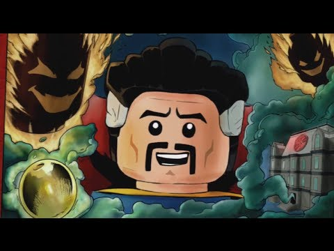 LEGO Marvel Superheroes - Stranger Danger (Doctor Strange and Dormammu Unlock Locations)