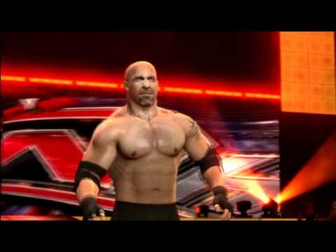 WWE SmackDown! Vs. RAW 2011 - Goldberg CAW Entrance (Xbox 360)