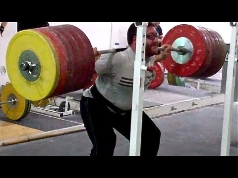 Coaching Tips for Full-Depth Squat, Max Aita Squats 660lbs at California Strength Image 1