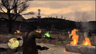 Red Dead Redemption - Undead Nightmare (Cleaning out a Graveyard)
