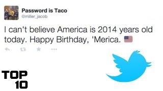 Top 10 Dumbest Tweets - Part 33