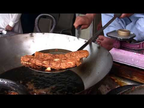 Tastes Of Pakistan (Lahore Street Food)